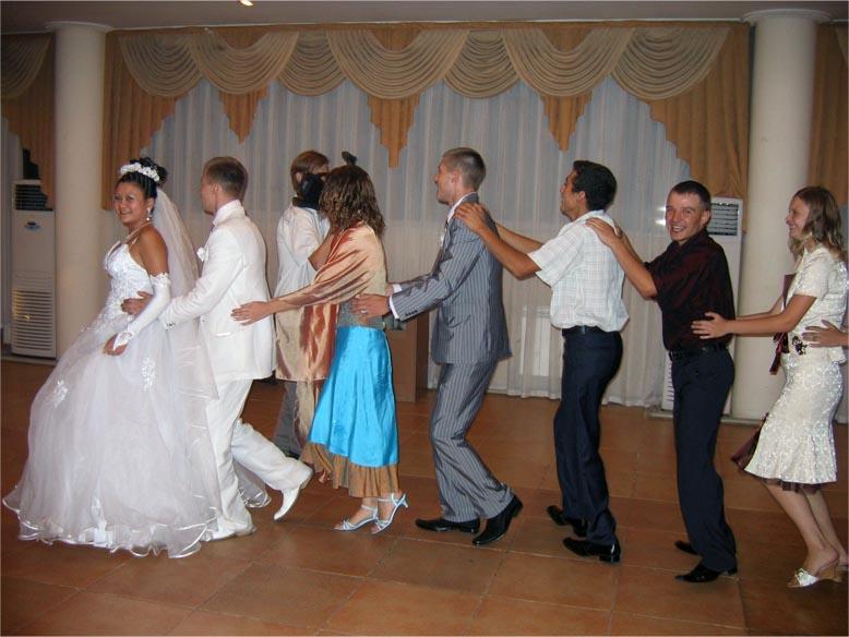 Показать конкурсы на свадьбу